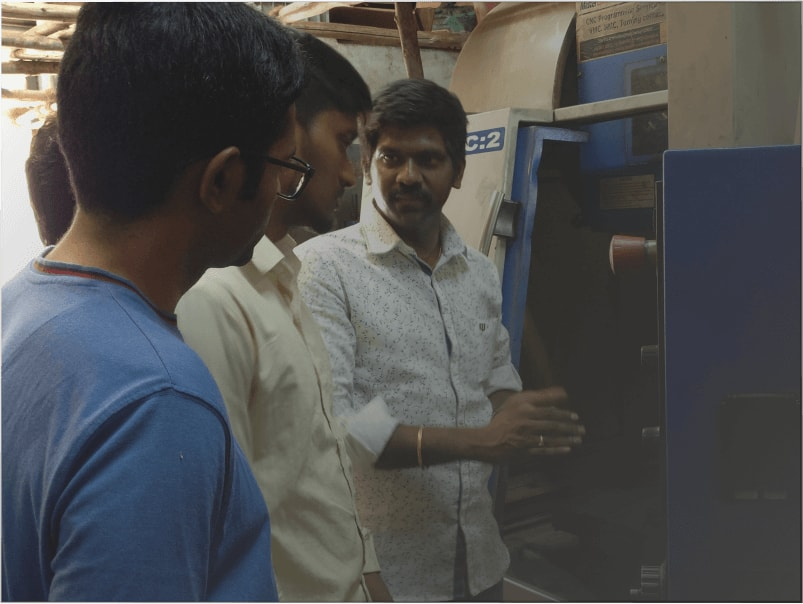 Best CNC Training Center & CNC Programming Course In Chennai